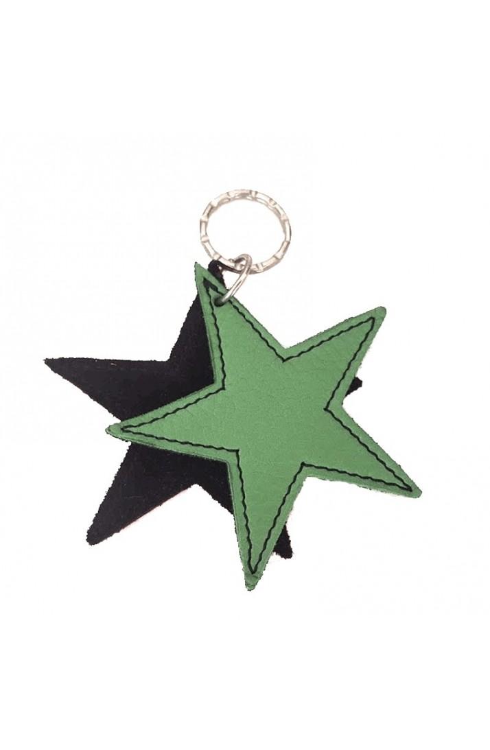 Chaveiro Par de Estrelas