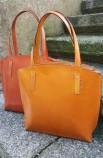 Tote woman leather bag