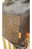 Backpack Abril Animal Print