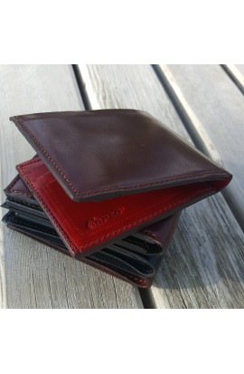 Wallets, card holder, with leather purse for men.