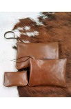 Basic leather wallet