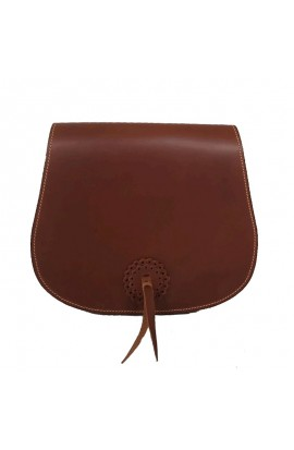 CARTUJANO LEATHER BAG
