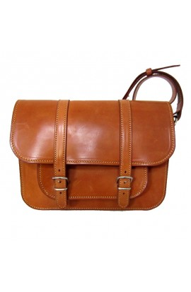 LEATHER BAG SATCHEL MALETIN